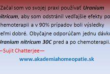 Homeopatie - léky