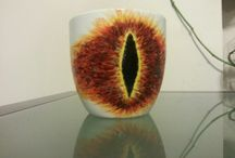 MUGtory by Chmielu / Handpainted mugs
