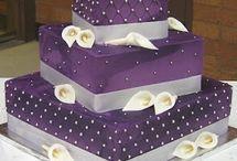 Cake + Wedding =