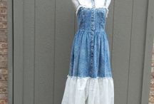vestido vaquero