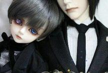 BJD dolls Kuroshitsuj