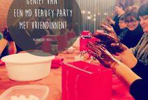 Party's / Www.facebook.nl/mdbeautypartys  Salon Mint: www.Salonmint.nl Dream Salon: www.dreamsalon.nl