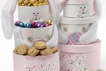Gift Baskets: Easter / If any holiday was made for a gift basket, it's Easter! AOA presents Easter with elegance and whimsy.