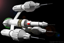 Greatest Fictional Spacecraft / My favorite spacecraft and spaceships from the movies and TV.
