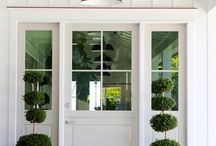 Exterior / by Alix Houghton