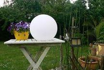 Garten- und Hausbeleuchtung / LED Beleuchtung für Haus und Garten, Ideen für Zimmer und Küche. Gartenbeleuchtung