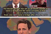 Chuck Norris / by Matt Fouquette