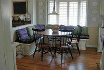 Arizona Banquette / Design / by Lisa Brown Design, LLC