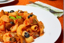 Pasta Recipe / Who doesn't like pasta?  Here few of the pasta recipes Indianize to suit our taste buds.