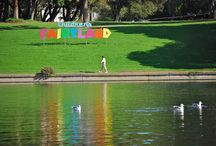 On the Shores of Lake Merritt / You've driven by the sign for years...