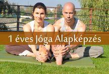 Plakátok / jóga tanfolyam, meditációs tanfolyam, jóga programok, jógatábor,