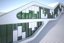 Slope House , Garopaba / Type: Single unit housing Area: 3500 Sqf Designed by hoffice