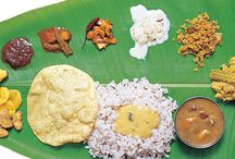 Kerala Cuisines / Popular attractions for Kerala Tourism is its delicious Kerala cuisines