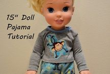 Шитье одежды для кукол