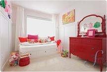 :: home | girlie rooms :: / abby's 7th b'day room make-over / by Crissy Armstrong