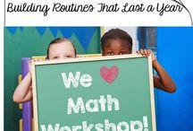 Math groups / by Brittni Jakstas