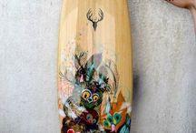 surfing board inspiration