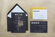 PAPETERIE / Invitation design, party, wedding, birthday, typographie, design graphic, announcement, inspiration, naissance, mariage, baptême, carte de vœux, placement de table, marque place, porte noms, faire-part, anniversaire