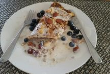 Healthy foodie recipes!