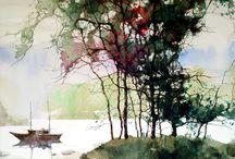 Akvarel: Z.L. Feng