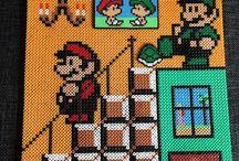 Mario og Luigi