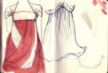 My Work - Sketches and Costumes