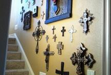 τοιχοι  θρησκευτικα  συμβολα