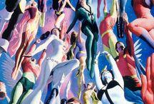 Superheroes / by Eddy Lyons