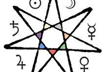 geometria grafica sacra/occulta
