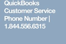QuickBooks Customer Service Phone Number /   Software like QuickBooks can bring your business on new pace. This is not just an accounting software, It's a collaboration of lots of accounting brains. Run in the nerves of small and medium business or you can call this software a back bone of accounting world