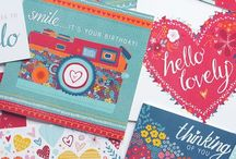 Stationary & Greetings Cards Inspiration