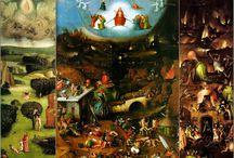 Hieronymus Bosch- The Last Judgement