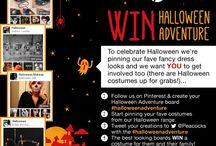 Halloween Adventure / #halloweenadventure