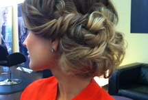 Hairstyles - Updo's