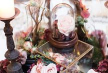 Victoriana Wedding Inspiration / Wedding ideas and inspiration for a Victoriana inspired wedding. From a leading Wedding Planner and Stylist. Unique, creative ideas for elegant and understated weddings.