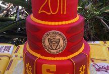USC Graduation Cake Ideas