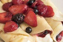 Breakfast - Crepes
