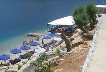 Beaches of Simi Island, Greece