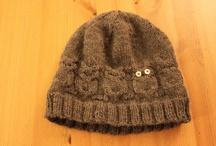 Knitting & Crochet / I loooooooooove to knit...and crochet is so pretty...gotta learn crochet! :) / by Vanessa Giguere