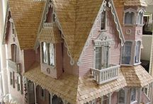 Miniature Dolls Houses