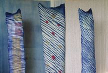 Shibori / Ancient  Japanese dying Technique  / by Shai Pinchassi