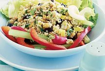 Fresh Veggie Salads