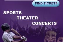 Tickets FINDER - Sports Trends / Contact: http://www.ashburnconnect.com/pages/Sports_Trends  This is the place to find tickets for: SPORTS * THEATER  * CONCERTS.  Fans can easily find tickets to popular events or shows, because we're always on top of the game and connected to the top sources. Contact: http://www.ashburnconnect.com/pages/Sports_Trends