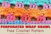 Crochet Sweaters & Cardis