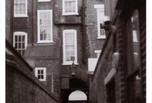 35mm Film Photos / Black and white film photos I took of London in 2012