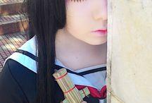 Cosplay Feminino Enma Ai ( Hell Girl - Jigoku Shoujo )