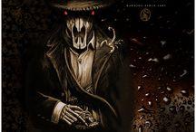 """Bandido Escorpion - Zero Killed / Frammenti del racconto a fumetti del #BandidoEscorpion, il leggendario protettore di Scorpion Bay che vive in Baja California! """"by Carlo Mancini & Ulderico Fioretti"""""""
