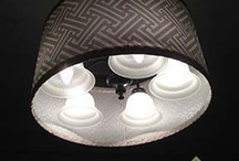 DIY attach a shade to existing chandelier