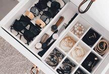 Rangement bijoux