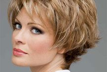 short hair cuts for women / by Jean Shepherd